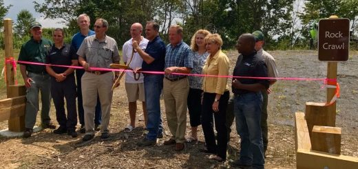St. John's Rock ORV Trail Ribbon Cutting